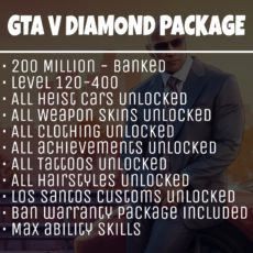 GTA 5 Account Boost 4