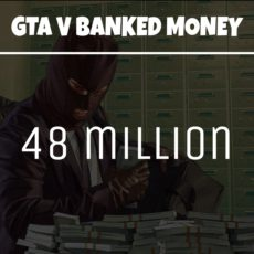 GTA 5 Online Money 48 Million