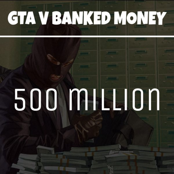 GTA 5 Online Money 500 Million