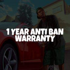 GTA 5 Anti-ban warranty