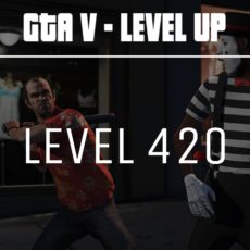 GTA 5 level up