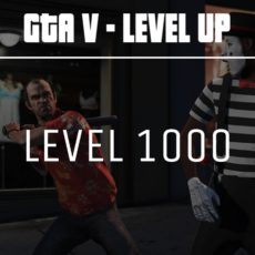 GTA 5 Level up