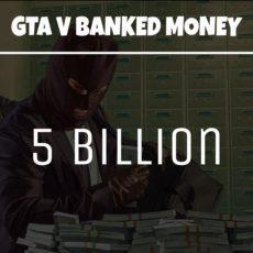 GTA 5 Online Money 5 Billion