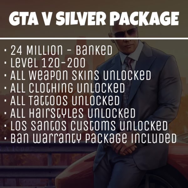GTA 5 Account Boost 1