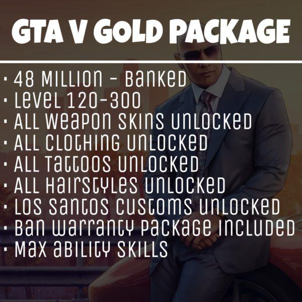 GTA 5 Account Boost 2