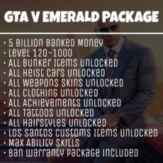 GTA 5 Account Boost 7