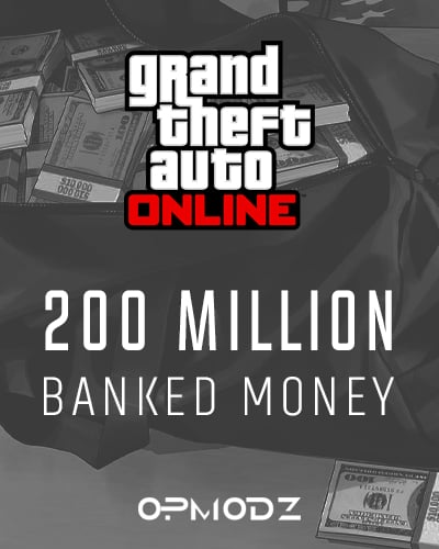 GTA 5 200 million package
