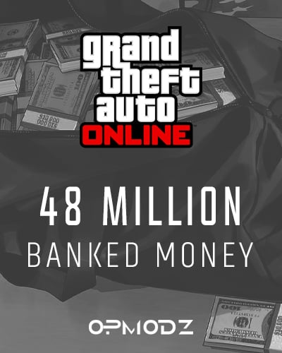GTA 5 48 million package