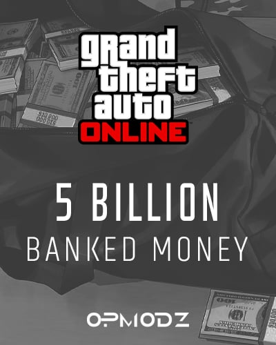 GTA 5 5 billion package