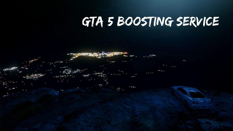 GTA 5 Recovery