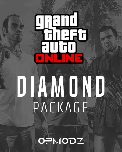 GTA 5 Diamond package