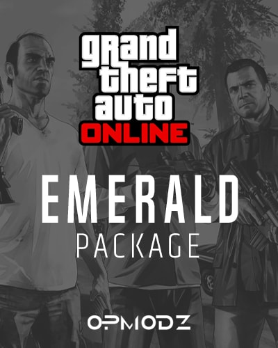 GTA 5 emerald package