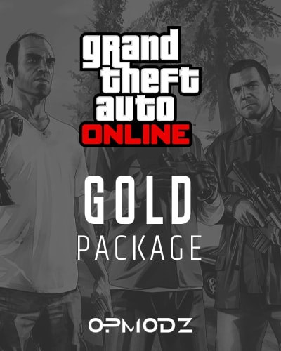 GTA 5 gold package