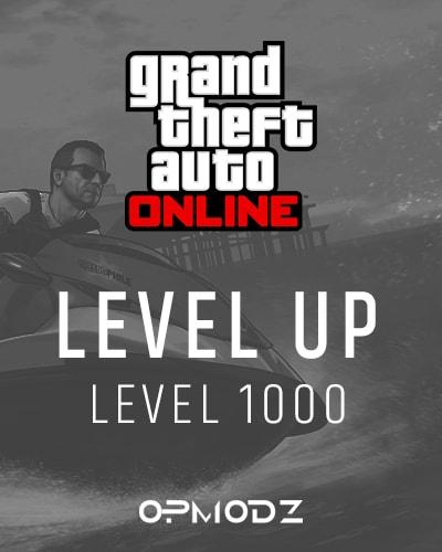 GTA 5 Level up 1000