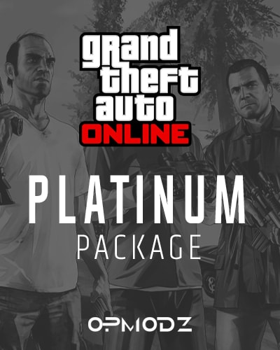 GTA 5 platinum package