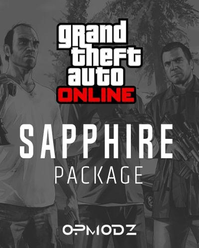 GTA 5 sapphire package