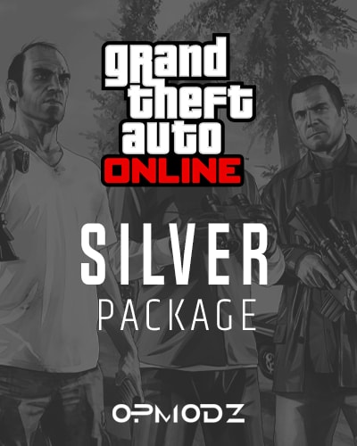 GTA 5 silver package