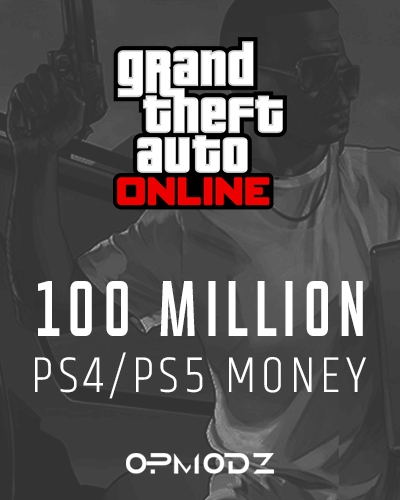 100 Million PS4/PS5 Money