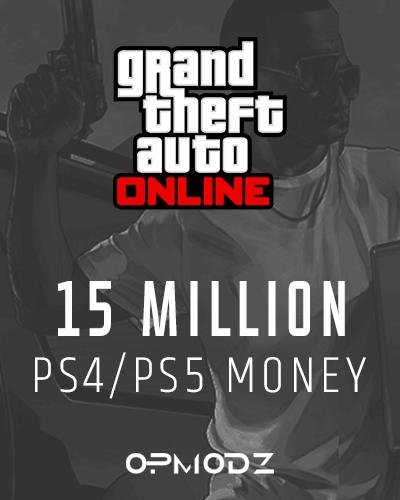 15 Million PS4/PS5 Money
