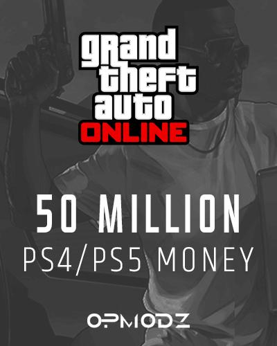 50 Million PS4/PS5 Money